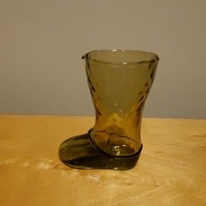 Other - Small glass boot